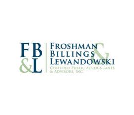 Froshman, Billings & Lewandowski Logo – Brand Identity Design