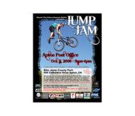 Jump Jam Event Flier