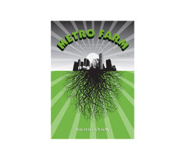 Metro Farm Book Cover Art