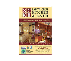 Santa Cruz Kitchen and Bath Ad
