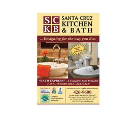 Santa Cruz Kitchen and Bath Ad2