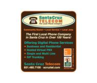 Santa Cruz Telecom Ad