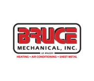 Bruce Mechanical Logo – Brand Identity Design