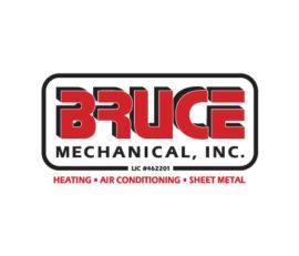 Bruce Mechanical Logo – Brand Identity Design