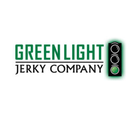 Green Light Jerky Logo – Brand Identity Design