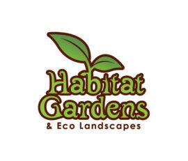 Habitat Gardens Logo – Brand Identity Design
