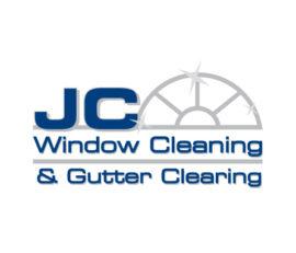 JC Window Cleaning Logo – Brand Identity Design