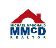 Michael McDonald Realtor Logo – Brand Identity Design