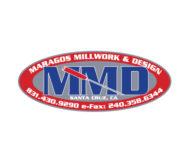 Maragos Millwork & Design Logo – Brand Identity Design