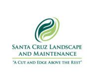 Santa Cruz Landscape logo – Brand Identity Design