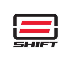 Shift Motocross Logo – Brand Identity Design