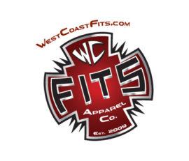 West Coast Fits Logo – Brand Identity Design
