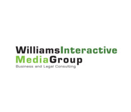 Williams Interactive Media Group Logo – Brand Identity Design