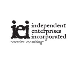 Independent Enterprises Incorporated Logo – Brand Identity Design