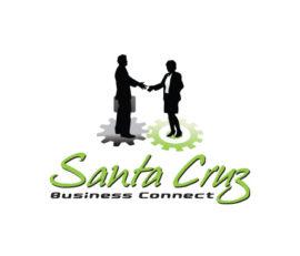 Santa Cruz Business Connect Logo – Brand Identity Design