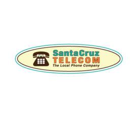Santa Cruz Telecom Brand Identity Design