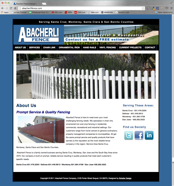 abacherlifence-website