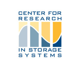 UCSC Center for Research in Storage Systems