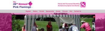 Pink Flamingo Golf Tournament