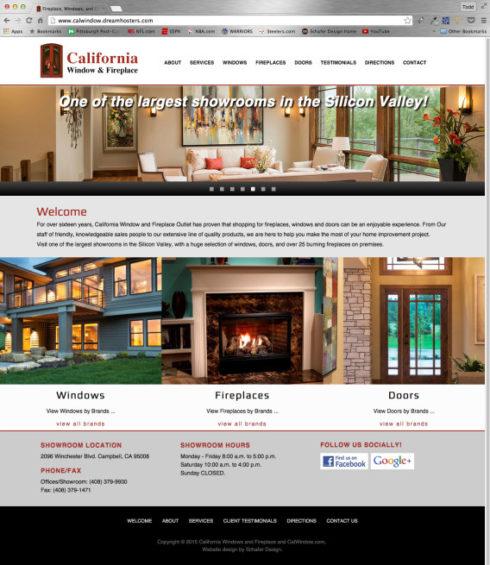 California Window & Fireplace