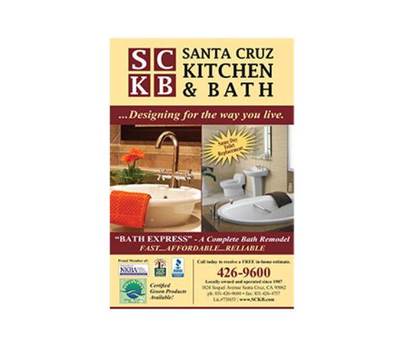 Santa Cruz Kitchen And Bath Ad2